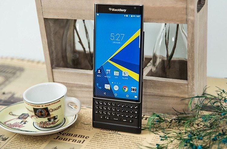 New Original BlackBerry Priv 5.4' Cellphone Android OS 3GB RAM 32GB ROM 18MP Cellphone black 14