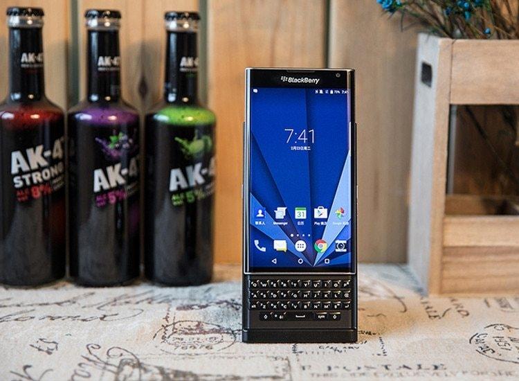 New Original BlackBerry Priv 5.4' Cellphone Android OS 3GB RAM 32GB ROM 18MP Cellphone black 18