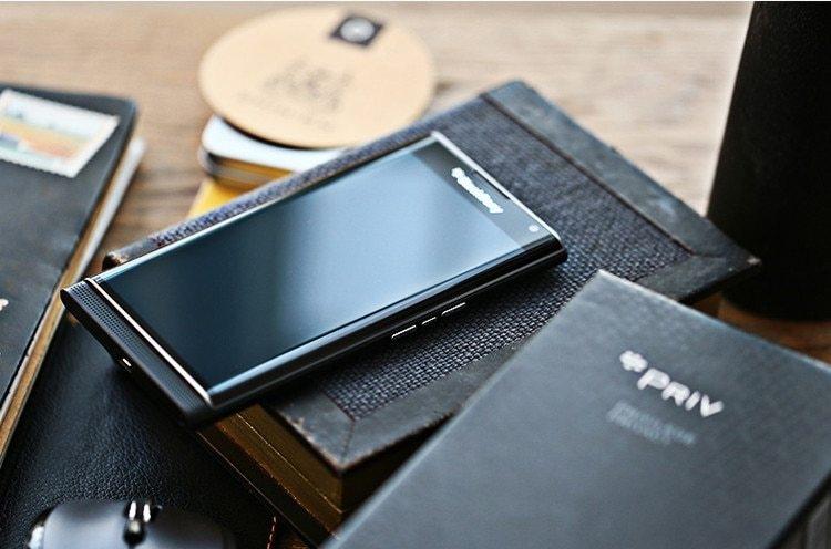 New Original BlackBerry Priv 5.4' Cellphone Android OS 3GB RAM 32GB ROM 18MP Cellphone black 17