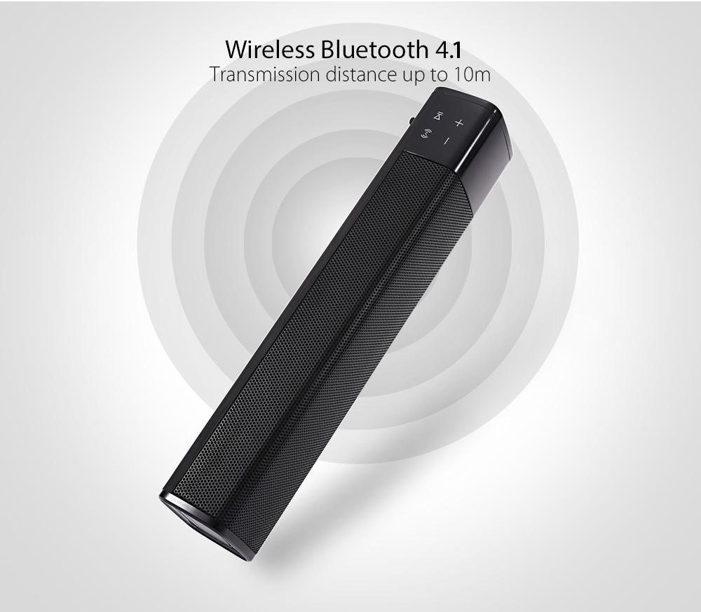 JKR KR - 1000 Super Bass Stereo NFC Wireless Bluetooth 4.1 Loudspeaker