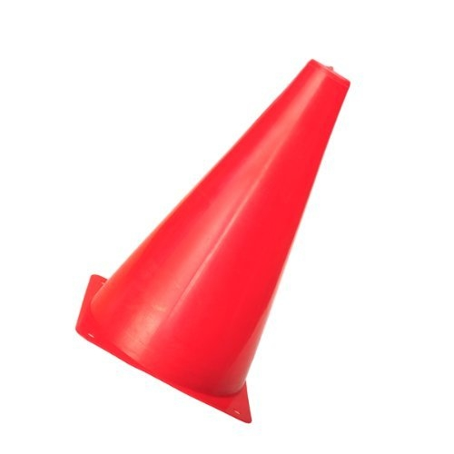 6x Safety Agility Cone for Football Soccer Field Practice Drill Marking Red