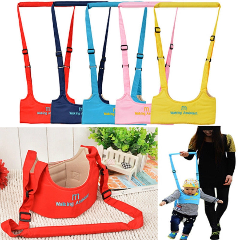 Baby Toddler Walking Wing Belt Safety Harness Strap Walk Assistant Baby Carry US