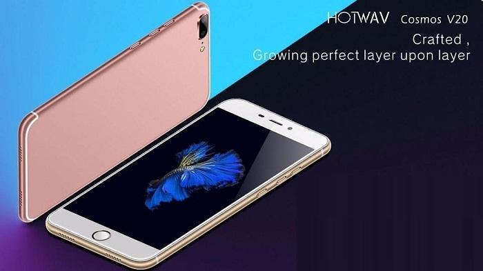 Hotwav Cosmos V20 Dual SIM 32GB HDD Smartphone