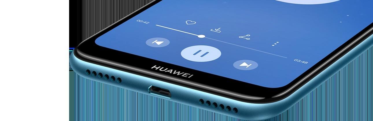 Huawei Y6 2019 Histen 5.0
