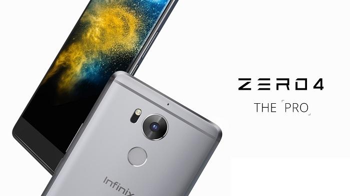 Infinix X555 Zero 4 Dual SIM 16GB HDD Smartphone