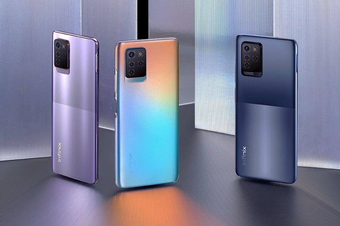 Meet the Infinix Note 10 series with MediaTek CPUs, 5,000mAh batteries, and  90Hz Displays - TalkAndroid.com