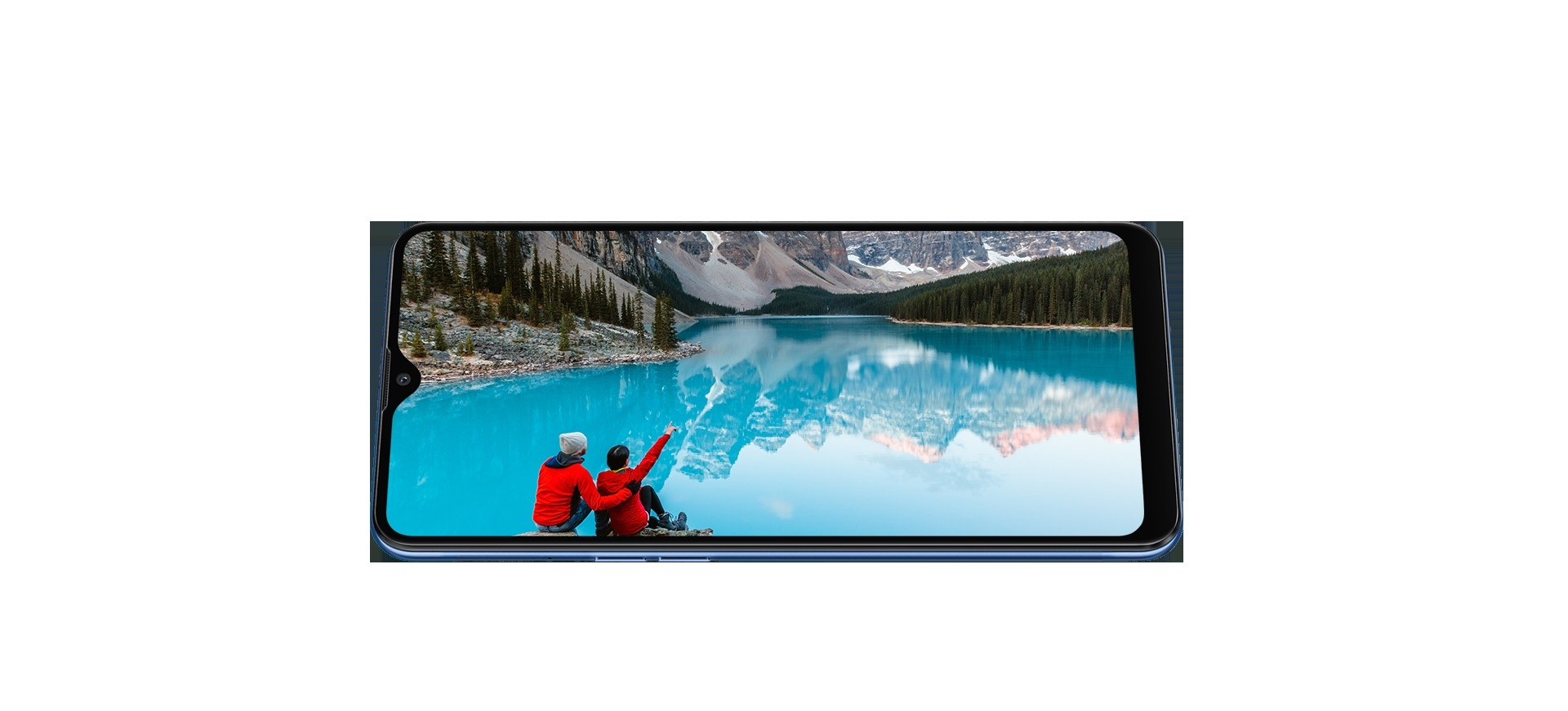 Samsung Galaxy A10s Infinity-V Display