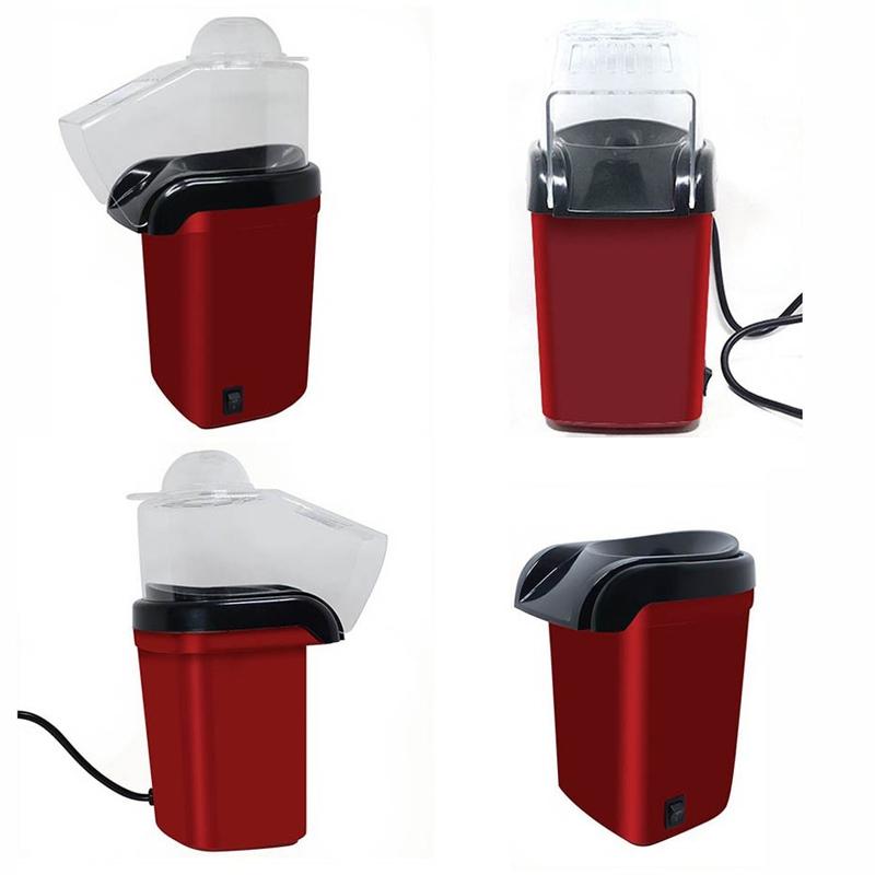 Buy White Label Electric Popcorn Maker - Red online ...