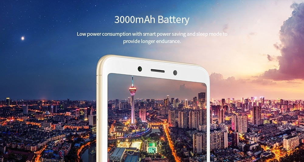 Xiaomi Redmi 6A 4G Smartphone Android 8.1 Helio A22 Quad Core 2GB RAM 16GB ROM