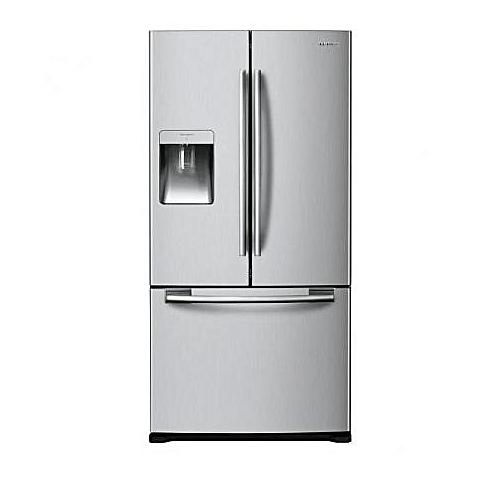 Buy Samsung Rf62desl1 French Door Refrigerator 520 Litre Silver