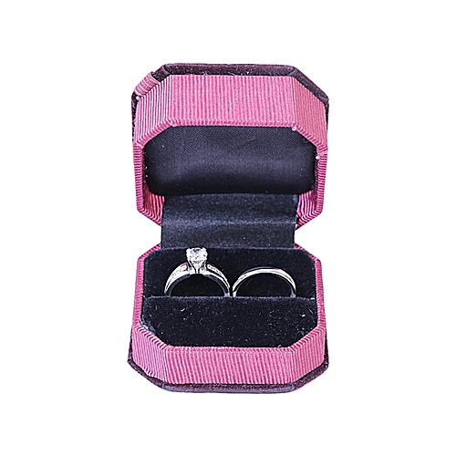 Engagement & Wedding Ring Set - 2 Piece Silver