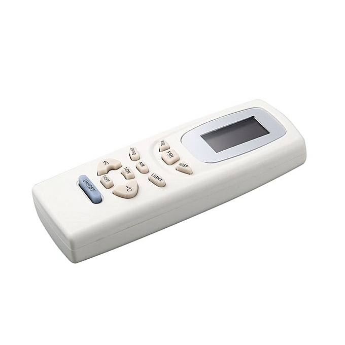 Universal Air Conditioner Remote Control Replacement for GREE Y512F2 Y502K  White0