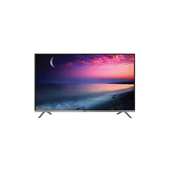 Nasco LED43K7B Digital Satellite HD TV-43