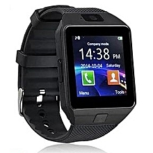Hot Sale Wearable Devices DZ09 Smart Watch Support SIM TF Card Electronics Wrist Watch Connect Android