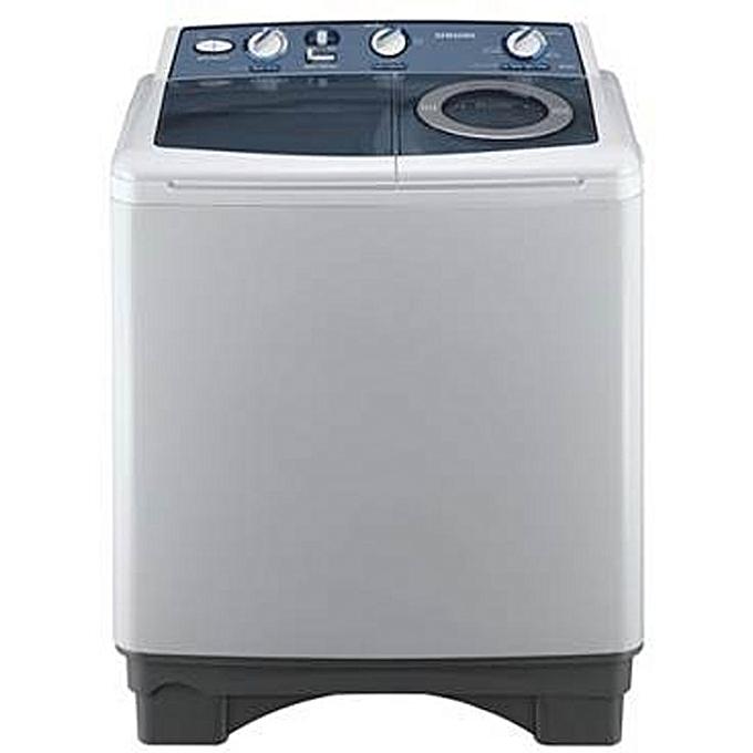 Buy Samsung WT12J4200 Semi Automatic Double Storm Washing ...