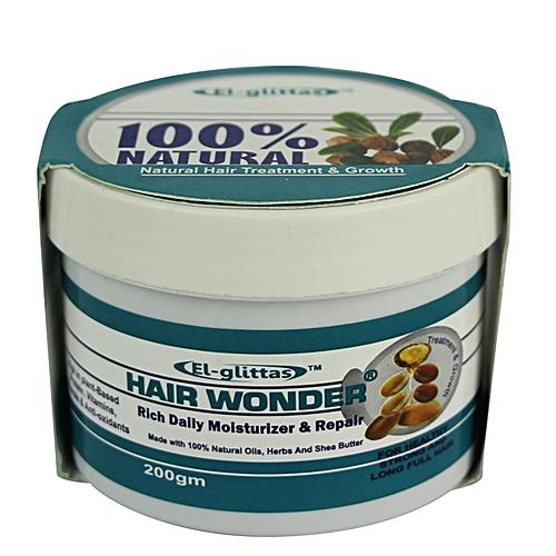 Hair Wonder Rich Daily Moisturizer & Repair Cream - 200g