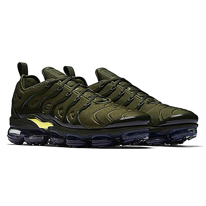 89929db87d1d9 Nike Air VaporMax Plus Sneakers - Army Green