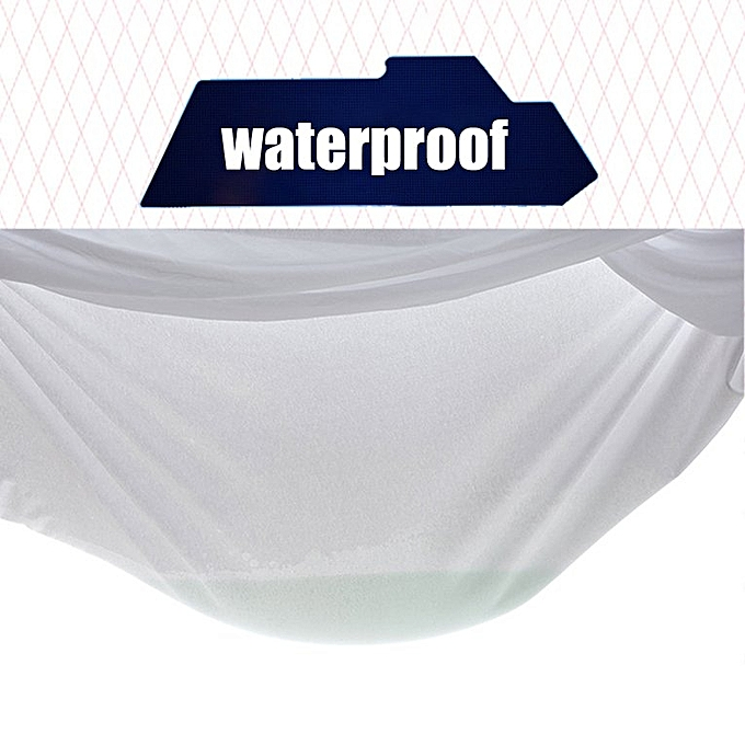 Buy Generic Waterproof Cotton Mattress Cover White