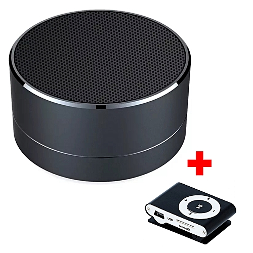 Buy White Label Charge Mini Wireless Bluetooth Speaker with Free MP3