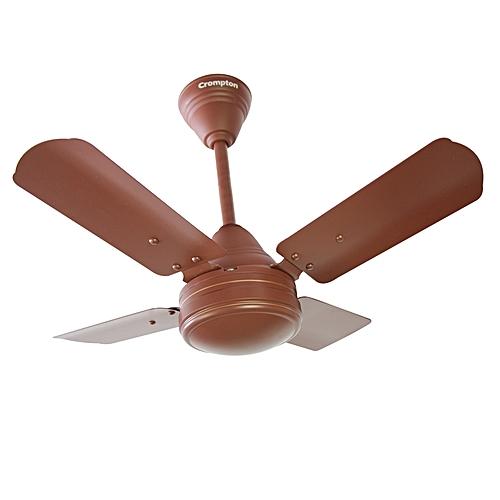 High Speed Ceiling Fan   Brown