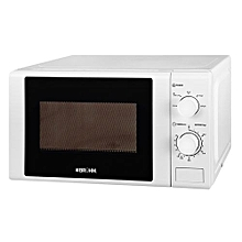 Bmo720mm Manual Control Microwave Oven 20 Litre White
