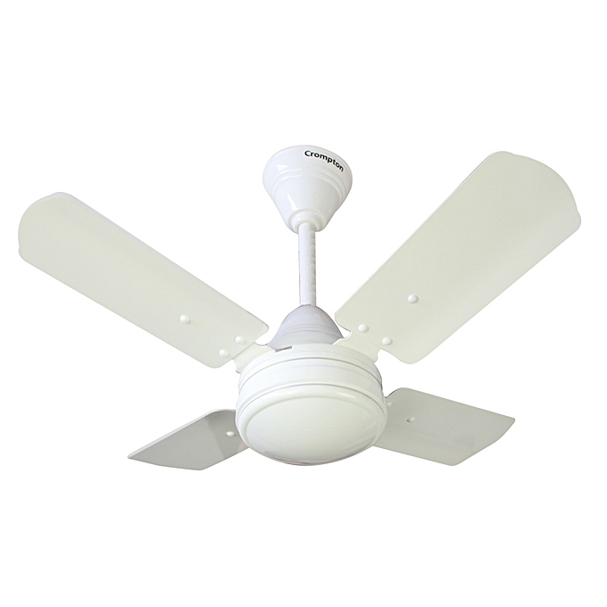High Sd Ceiling Fan Opal White