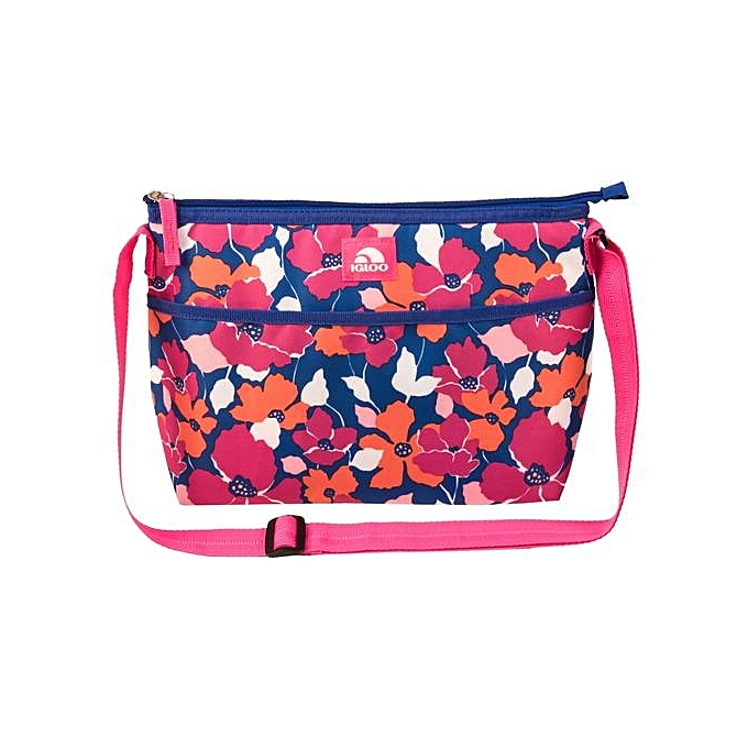 Beach Cooler Bag Pink