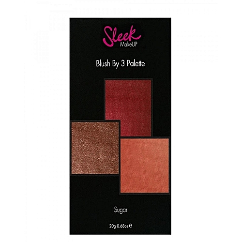 Makeup Blush by 3 Palette - Sugar