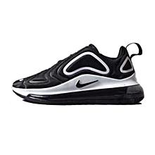 cheaper 7396d 0e579 Air Max 720 Low Top Sneakers - Black White