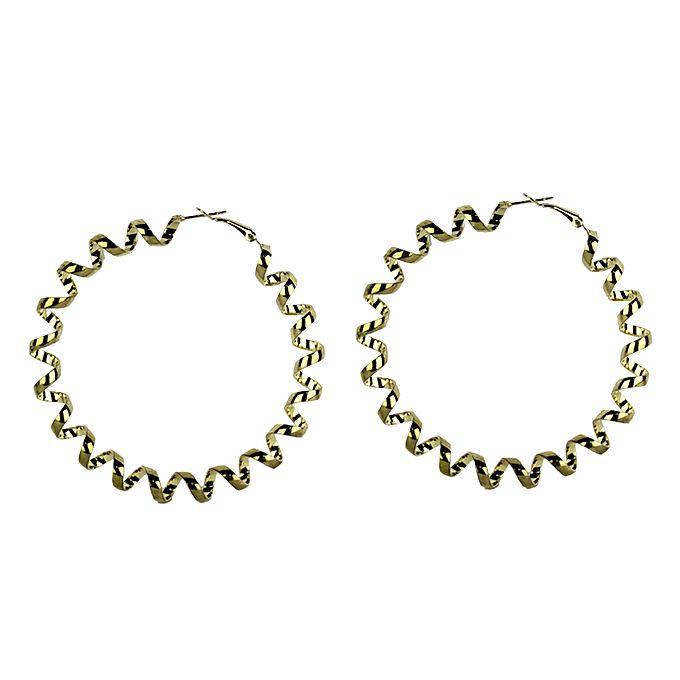 Fashion Jewelry Hoop Earrings Gold Buy online Jumia Ghana