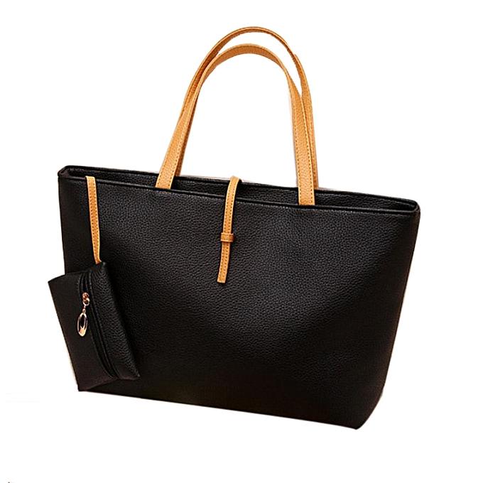 bb9316110ce Hiamok  New Handbag Lady Shoulder Bag Tote Purse Women Messenger Hobo Crossbody  Bag BK