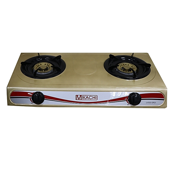 Best Rice Burner Cars On Gas: Buy Mikachi MIK-GR21 Table Top Gas Cooker