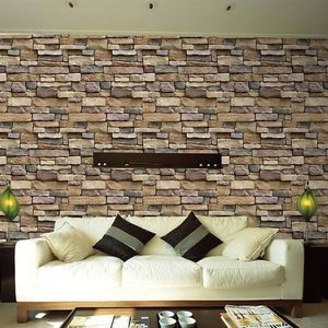 Shop Generic 3d Masonry Antique Effect Wallpaper Decoration Wall Sticker Online Jumia Ghana