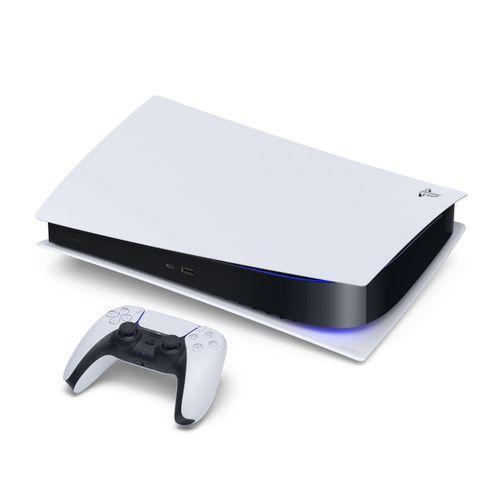 PS5 Console - 825GB - White