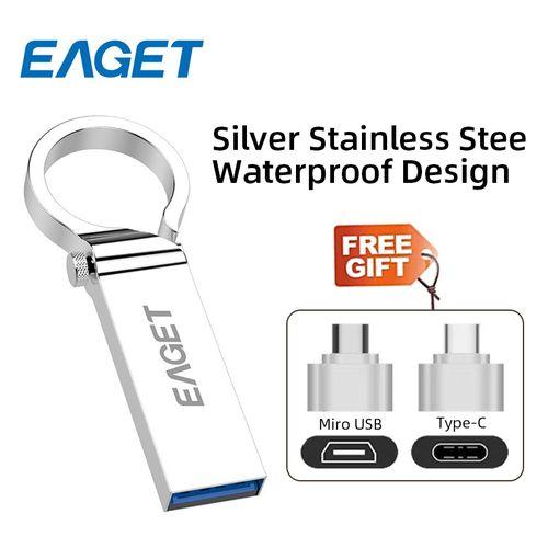 U96 Pen Drive - 32GB - Silver