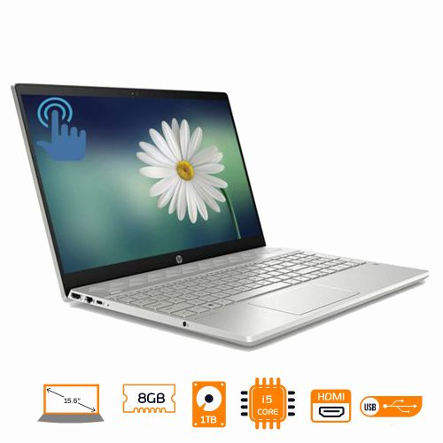 Pavilion 15-cs3063cl FHD IPS Touchscreen Laptop - 15.6″ - 1TB HDD - 8GB RAM - Windows 10 - Grey