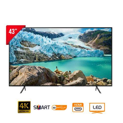 "43RU7172 (2019) Ultra HD 4K Smart TV - 43"" Black"