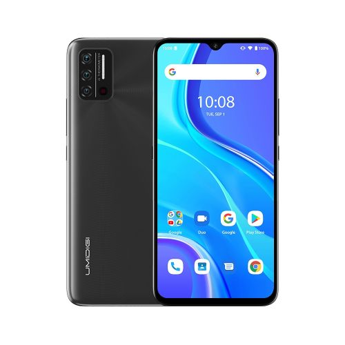 A7S, 2GB+32GB, Face Identification, 6.53 Inch Android 10, Network: 4G, OTG(Grey)