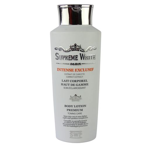 Shop Supreme White Intense Exclusif Carrot Extract Body Lotion