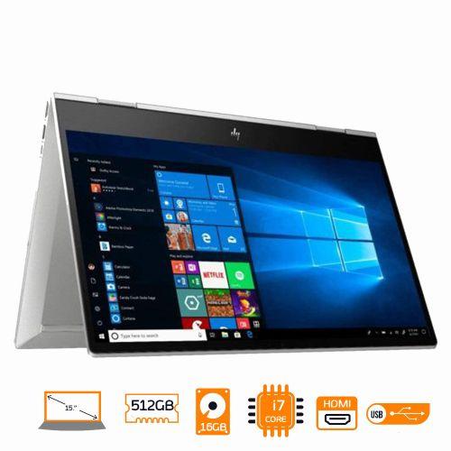 Envy x360 convertible 15-ed0056nia Touchscreen - Core i7-1065g7 - 10th Gen - 16GB RAM - 512GB SSD - Win 10 - Silver