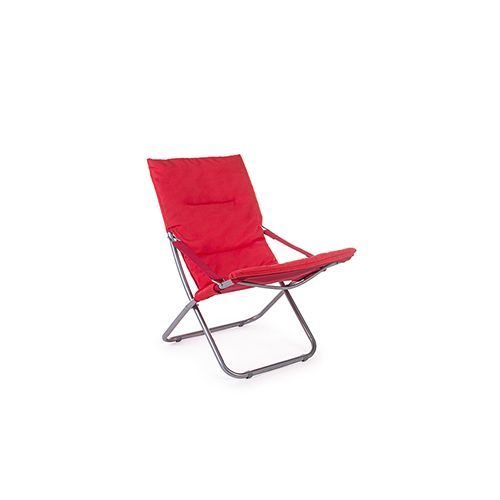 Brilliant Buy White Label Folding Recliner Lounge Chair Red Online Pabps2019 Chair Design Images Pabps2019Com