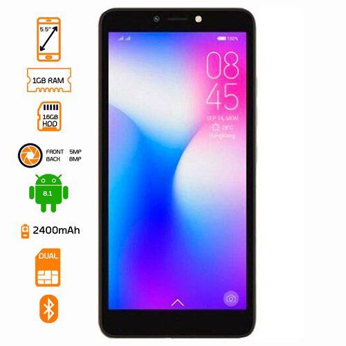 POP 2F - B1G Dual SIM - 16GB HDD - 1GB RAM Smartphone - Gold