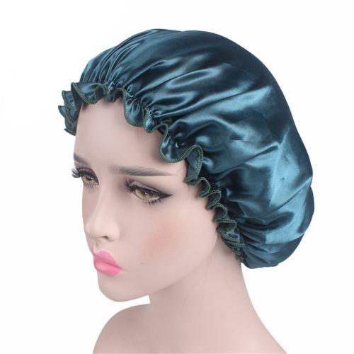 le meilleur caractéristiques exceptionnelles site web pour réduction Buy Generic Long Hair Care Women Fashion Satin Bonnet Cap ...