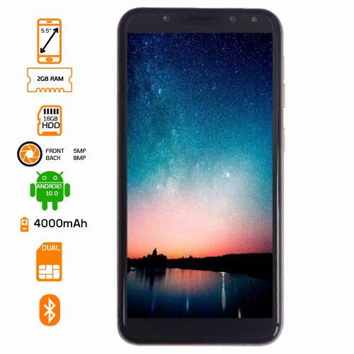 Magic 4 Smartphone - 16GB HDD - 2GB RAM - Blue