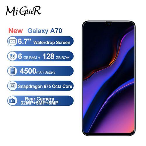 Samsung SMA-A7050 Galaxy A40s - 128GB HDD - 8GB RAM - ORANGE