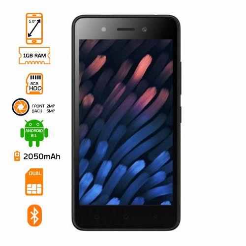Smart A16 Plus - 8GB HDD - 1GB RAM - Black