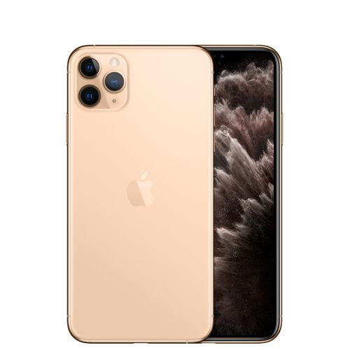 product_image_name-Apple-iPhone 11 Pro Max - 256GB HDD - 4GB RAM - Gold-2