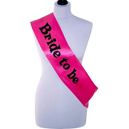 Bride-to-be Sash for Bachelorette Party - 75cm