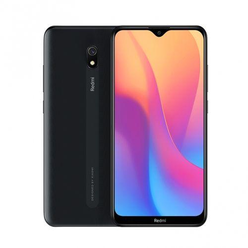 Redmi 8A, 2GB+32GB, 6.22 Inch MIUI 10.0, 5000mAh Battery, 4G Smartphone - Black