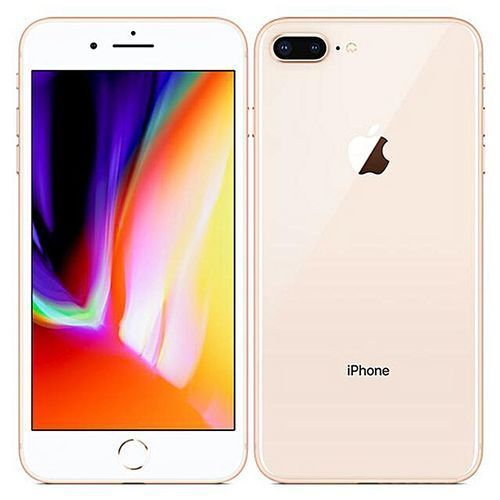 "iPhone 8 Plus 256GB 5.5"" IOS 11.0 12MP 4G Smartphone - Gold"